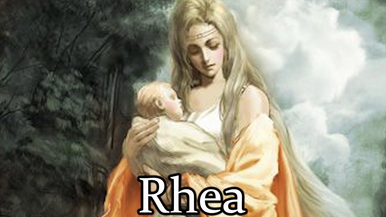 Rhea The Mother Of Gods The Titan Goddess Of Childbirth Greek Mythology Explained
