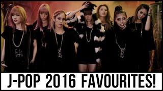 My Favourite J-POP Songs of 2016! (Female Version)