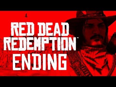 Red Dead Redemption ENDING & REVENGE Xbox One Gameplay Walkthrough