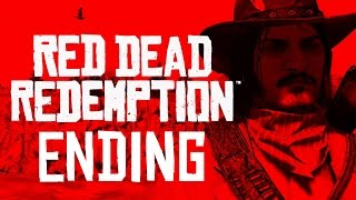 Red Dead Redemption ENDING & REVENGE Xbox One Gameplay Walkthrough