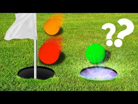 HOW TO TELEPORT TO THE HOLE! (Golf It)