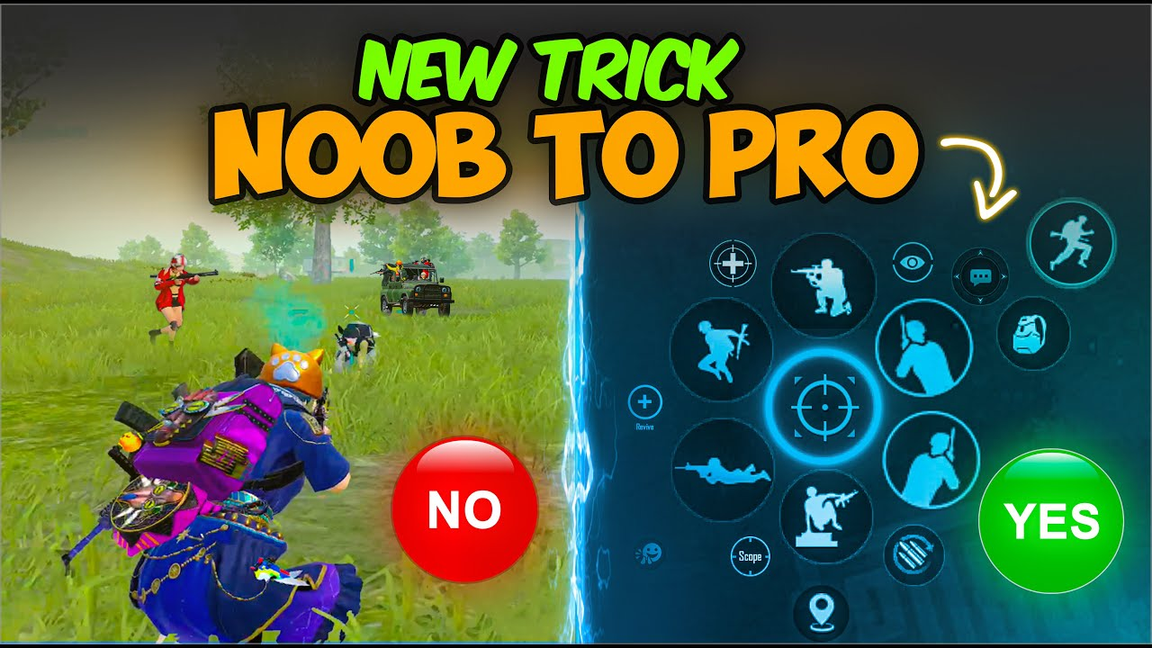 🔥 How To Become A Pro Player In BGMI - Solo Vs Duo Gameplay