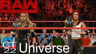 WWE 2K Universe - WWE 2K17: Raw Episode 11