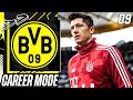 BAYERN IN THE CHAMPIONS LEAGUE SEMIS!!!😫 - FIFA 21 Dortmund Career Mode EP9