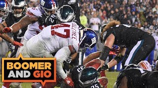 The Giants haven't felt happy since October | Boomer & Gio