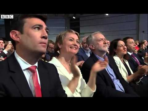 Jeremy Corbyn elected Labour Party leader