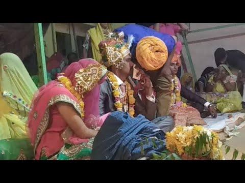 लाईव राजस्थानी विवाह फेरा !! Live Rajasthani vivah fera !!