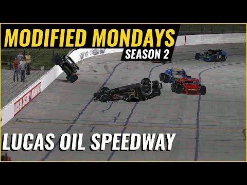 IRacing SK Modified Mondays @ Lucas Oil Speedway (S2:E9)