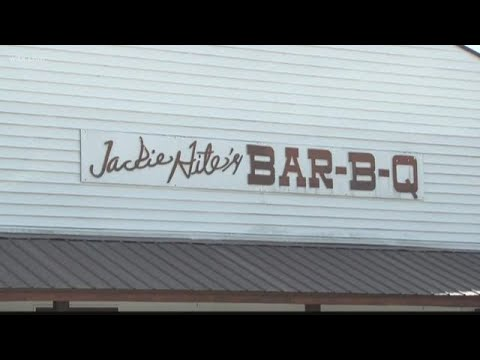 Final Meal Served at 'Jackie Hite's Bar-B-Q'