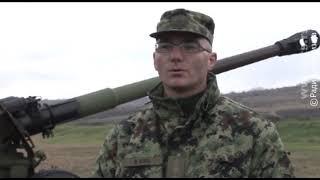 Zanimljiva fizika - artiljerija top haubica