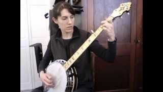 Purple Creek - Excerpt from the Custom Banjo Lesson from The Murphy Method