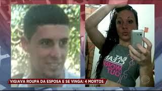 Justiça condena homem a 156 anos de prisão por morte de família