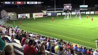 Toronto FC (MLS) vs. Wilmington Hammerheads FC (USL-PRO) Friendly- Livestream