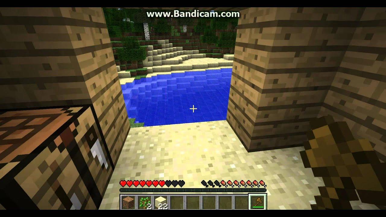 Deel 1 minecraft huis maken youtube for Huis maken minecraft