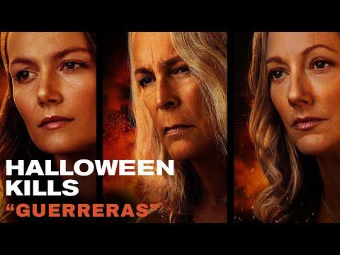 HALLOWEEN KILLS: La Noche Aún No Termina   Guerreras (Universal Pictures) HD