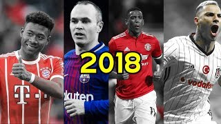 Download Video Amazing Football Skills 2017/2018 - Skills Mix #4 - HD MP3 3GP MP4