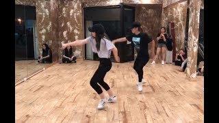Video Aubrey Miller - dance practice to Bling Bling - iKON download MP3, 3GP, MP4, WEBM, AVI, FLV Januari 2018