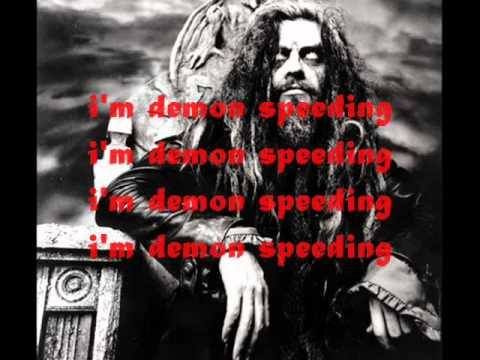 Rob Zombie - Demon Speeding lyrics