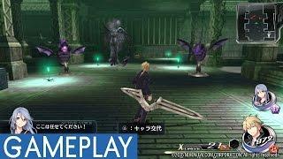 Tokyo Xanadu PS Vita Gameplay