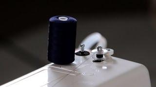How to Wind a Bobbin | Sewing Machine