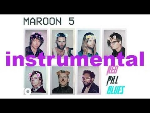 Maroon 5, Julia Michaels - Help Me Out (Instrumental)