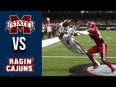Mississippi State Vs Louisiana Highlights Week 1 College Football 2019