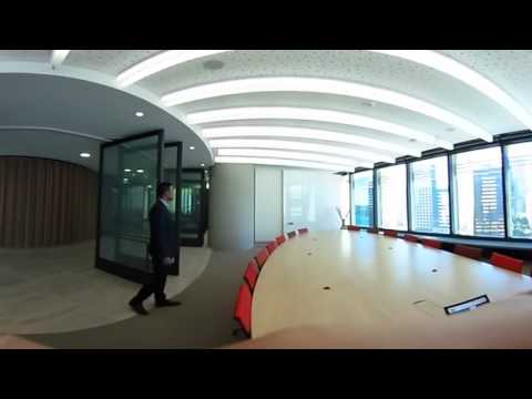 Lendlease Office, Sydney   360 Office Tour