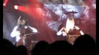 Apocalyptica - Pilsen 2011 (Beautiful + Sacra)
