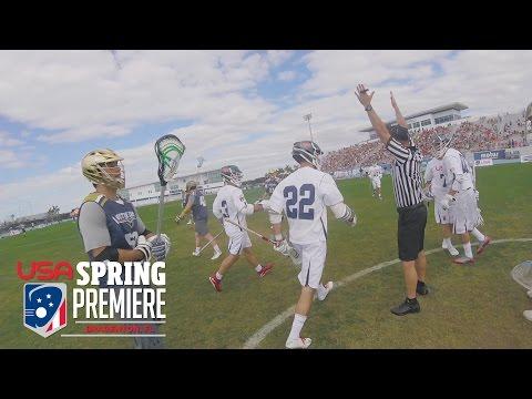 Team USA vs. Notre Dame | 2017 Spring Premiere
