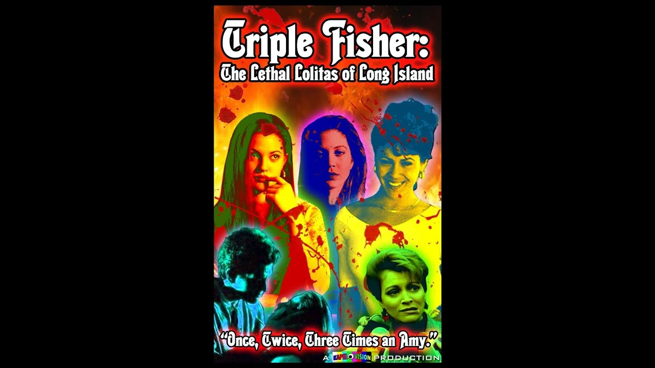 """Amy Fisher Nue trailer for """"triple fisher: the lethal lolitas of long island."""""""