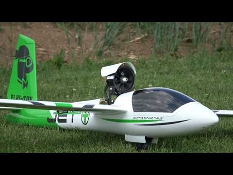 Swift S-1 Mit + Jet 90 Klappimpeller