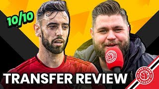 Bruno Fernandes Done! | Young Gone! | Transfer Review w/ Stephen Howson