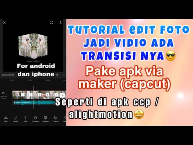 Cara Edit Foto Di Capcut Kumpulan Informasi