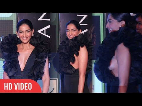 Hottest Sonam Kapoor Ever | Sonam Kapoor Sexiest Avtar | Chandon's The Party Starter