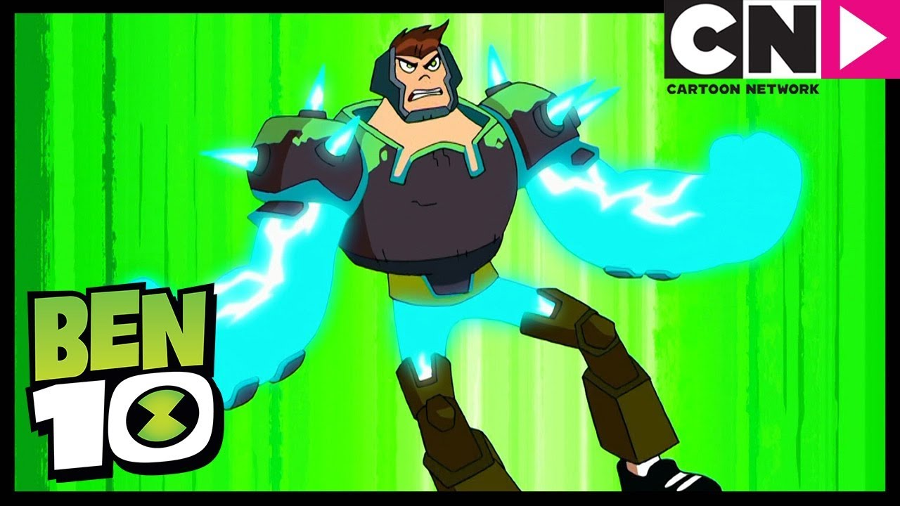 Ben 10 | Fulmini Invasion | Innervasion Part 4: Mind over Alien Matter |  Cartoon Network