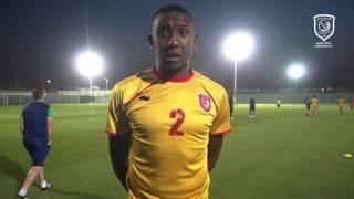 قناة لخويا | محمد موسى: الانتصار مهم في مباراة التتويج