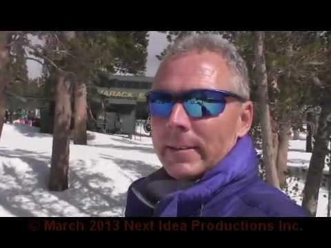 Ski Heavenly Lake Tahoe2013