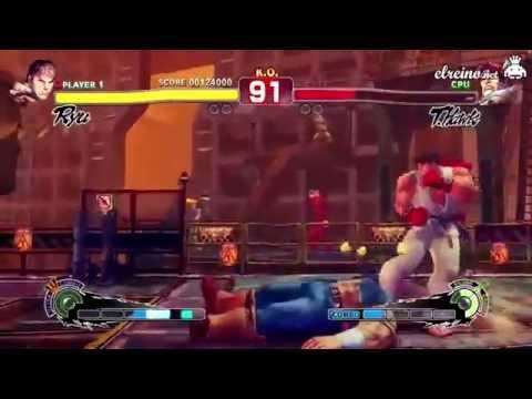Análisis Ultra Street Fighter IV - Multi