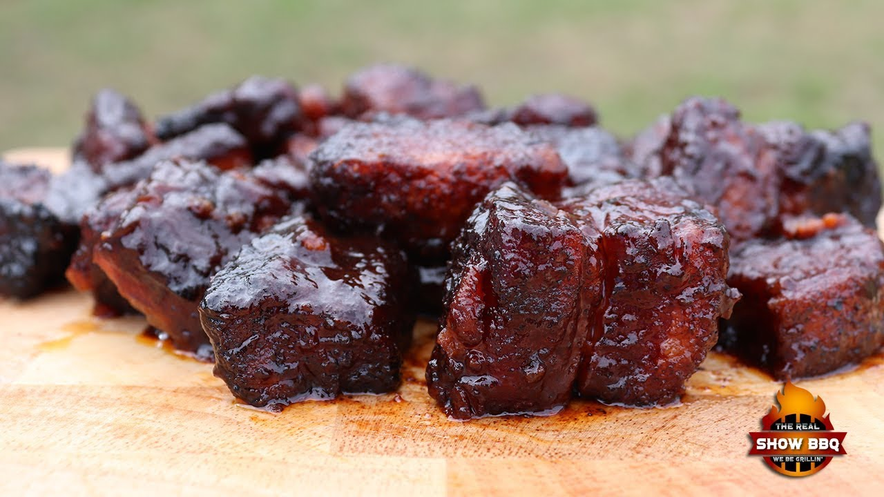 how to make burnt ends