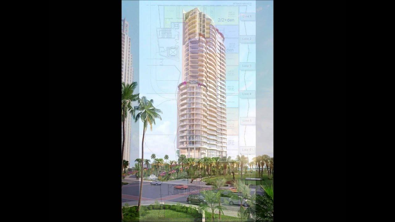 Condo Floor Plans Beachwalk Porsche Design Tower Regalia