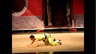 Master Leo Wang at Kung Fu night 2012