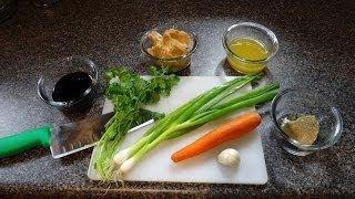 Asian Cold Noodle Salad