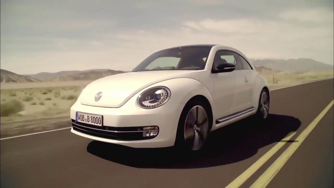 Volkswagen Meet The New Beetle Tv Commercial 2016