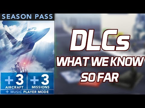 What We Know So Far About Ace Combat 7's DLCs & Season Pass