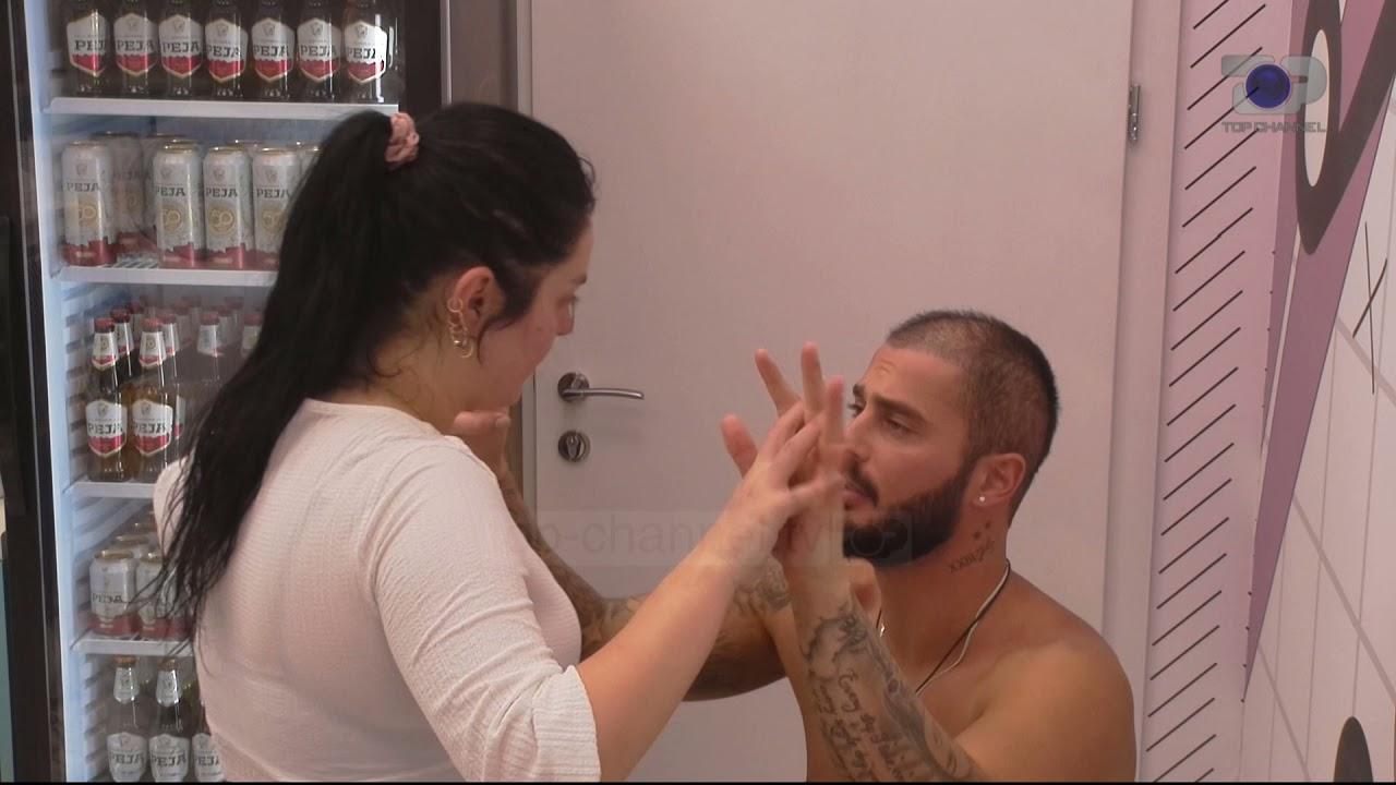 Download Pas debatit të ashpër, Fifi dhe Graniti sqarohen me njeri-tjetrin - Big Brother Albania Vip
