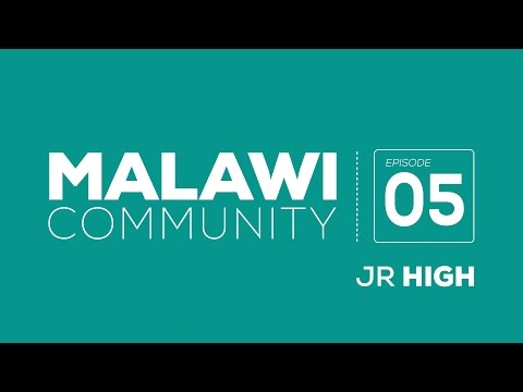 theUNDERGROUND [Sunday] Episode 05 : Malawi Community