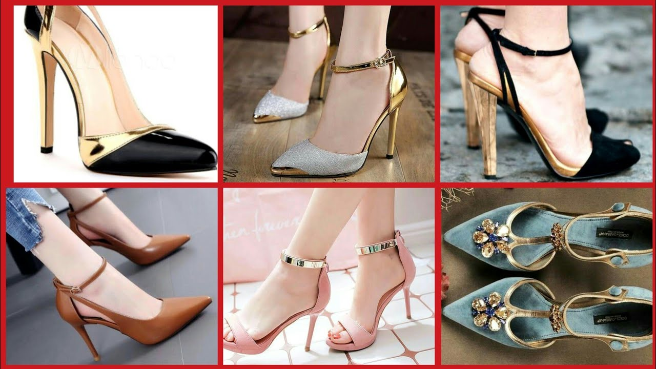Top Beautiful And Affordable Shoes And Sandals Collection For Girls 2019  2020