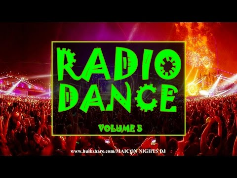 RADIO Dance Vol.5 (2017) [Dance/House/Electro/Progressive/Deep House] - Mixado por MAICON NIGHTS DJ