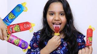 shfa Learn Colors with Juicy drop pop Color Song Nursery Rhymes |