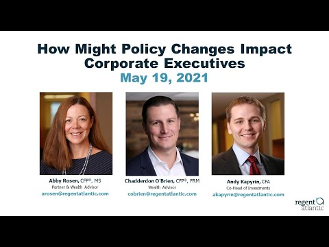 How Might Policy Changes Impact Corporate Executives